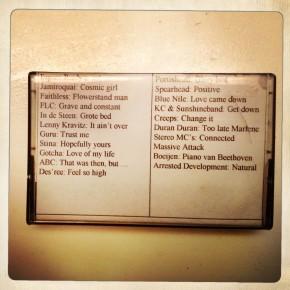Je oude cassettebandjes