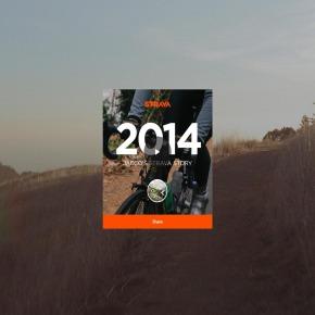 Strava 2014