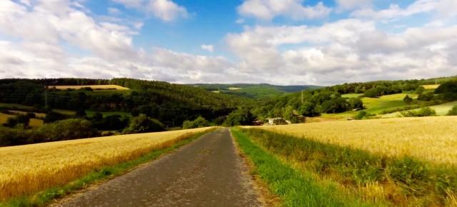 Fietsen in de Eifel
