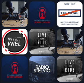 Wielerpodcasts