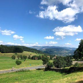 Auvergne routes