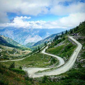 Etappe 2          Finestre en Strada dell'Assietta       Susa dal – Briançon    95 km