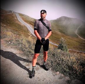 Etappe 3Een zogenaamd herstelritje…Briançon – Sampeyre 90 km