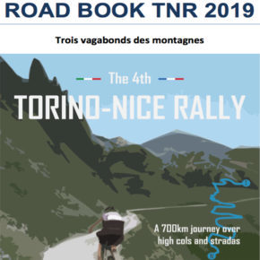 Roadbook Torino Nice Rally