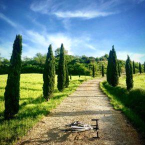 Toscane, fietsparadijs