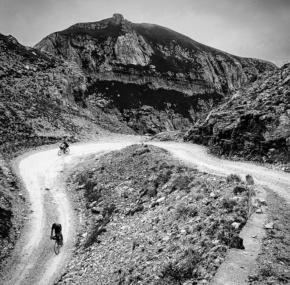 Dag 6Als je van gravel houdt, moet je hier zijn  Limone Piemonte – Upega85 km